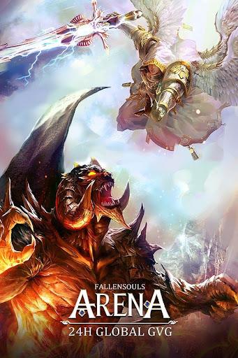 Fallen Souls - Dragon Battle screenshot 1