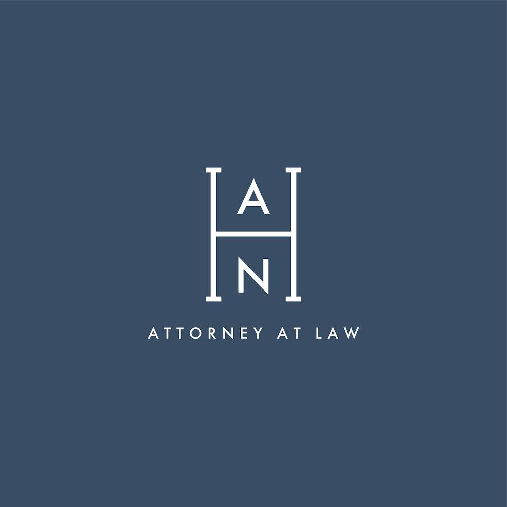 Hernandez Attorney - Logo Template