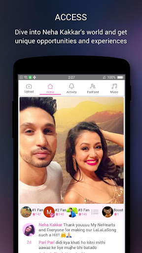 Neha Kakkar 1.9422.0001 screenshots 1