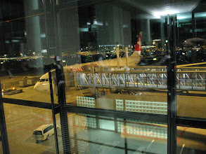 Photo: 12 Apr.: Flight from Zurich to Tel Aviv with Swiss International Air Lines