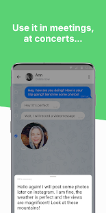 Voicepop - Transcribe Voice to Text Screenshot