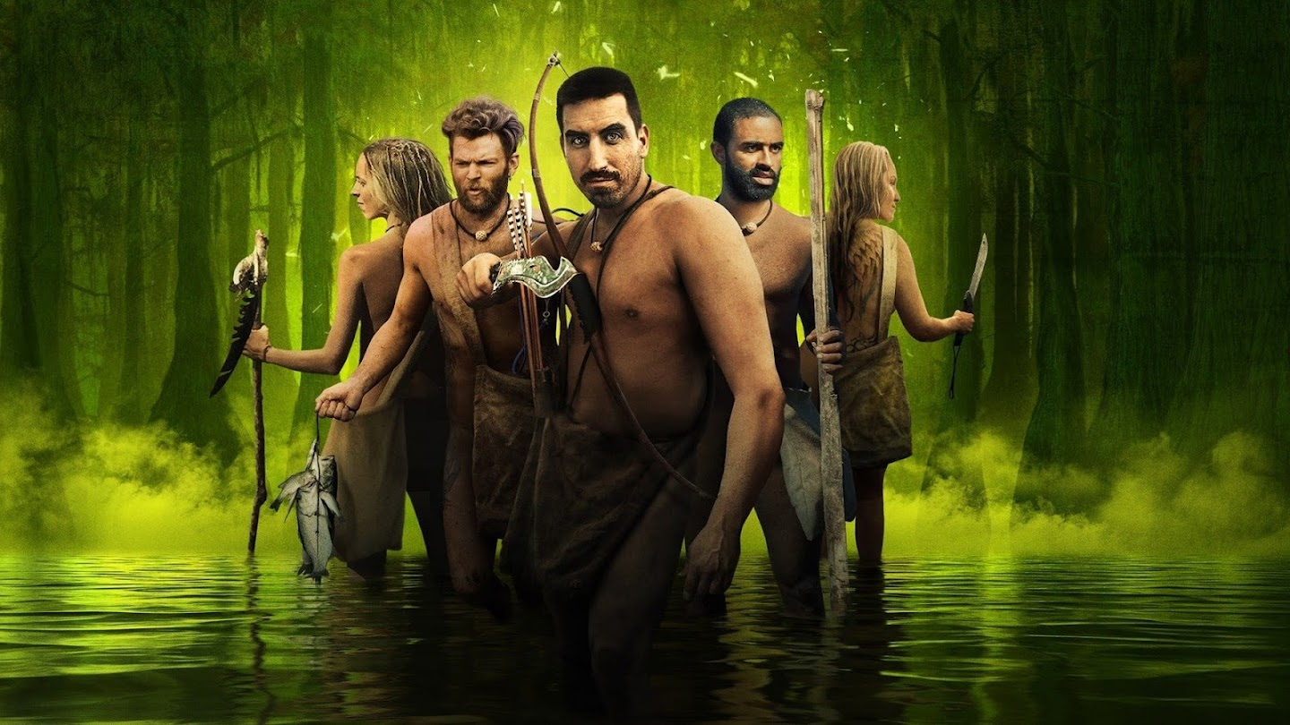 Watch Naked and Afraid XL live