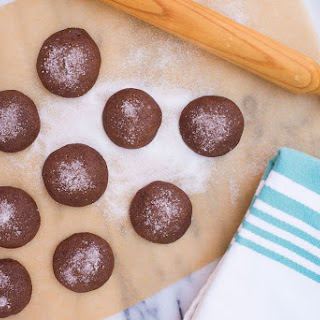Chocolate Drop Cookies With Cocoa Recipes.