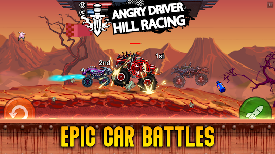 Hill Racing Attack 4