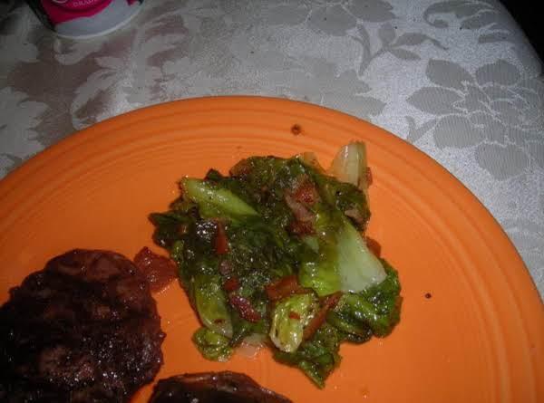 Cooked Escarole Recipe