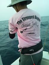 Photo: おおっー! ありがとうございます! 100%ヒラスがヒットする(8/13現在で)Crazy Jerk Tシャツじゃないですかー!