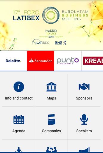 玩書籍App|FORO LATIBEX 2015免費|APP試玩