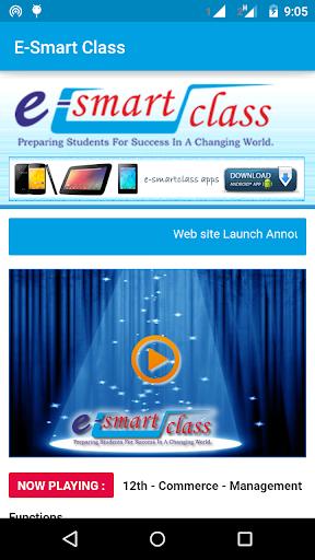 E-Smart Class