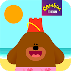 Hey Duggee: Sandcastle Badge icon