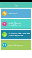 Screenshot of StudentBlog