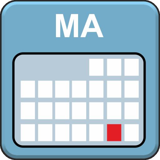 Calendar App Logo : Calendar【工具app玩免費】 app點子