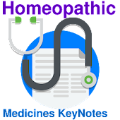 Homeopathic Medicine Key Notes