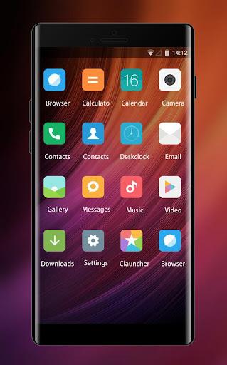 Theme for Xiaomi Redmi Note 4X HD 1.0.2 screenshots 2