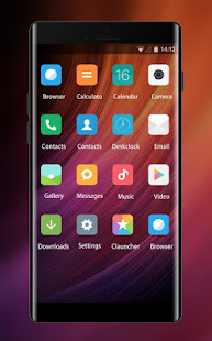 Theme for Xiaomi Redmi Note 4X HD 2