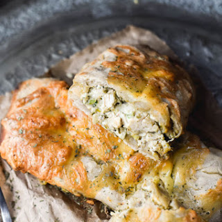 Creamy Spinach & Artichoke Chicken Bakes