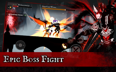 Shadow of Death: Stickman Fighting – Dark Knight 1.26.0.5 4