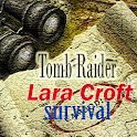 Lara Croft survival guide icon