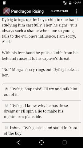 android Pendragon Rising Screenshot 2