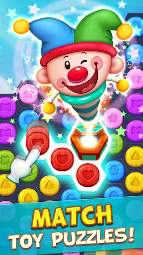 Toy Party: Free Match 3 Games, Hexa & Block Puzzle  screenshots 1