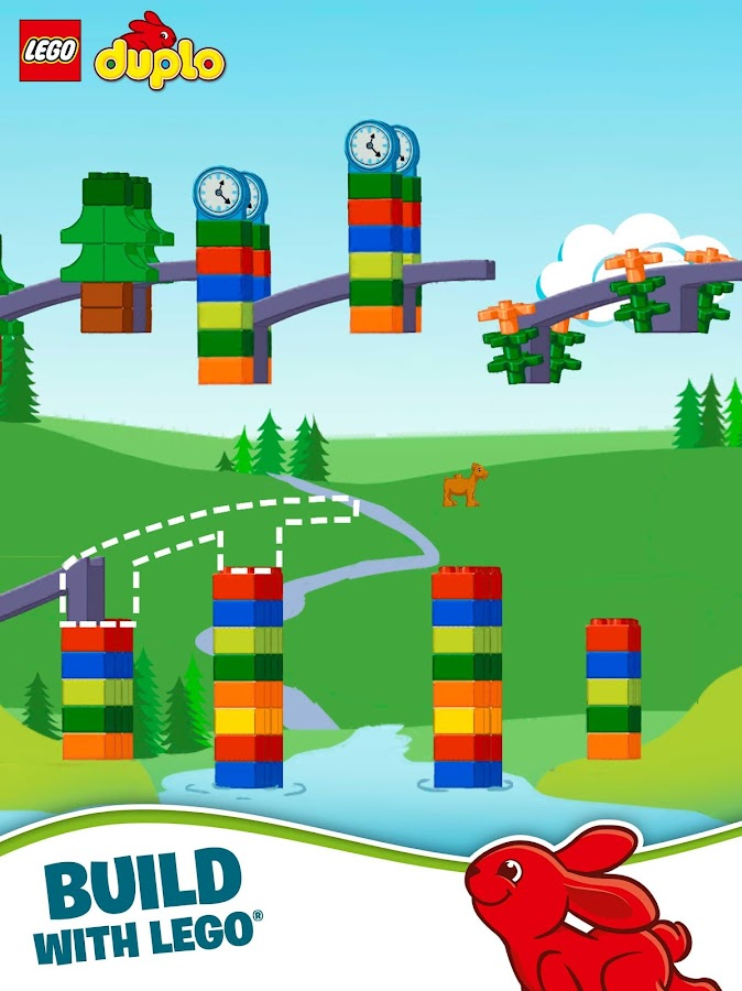 LEGO® DUPLO® Train: captura de pantalla
