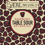 Baere Raspberry Table Sour