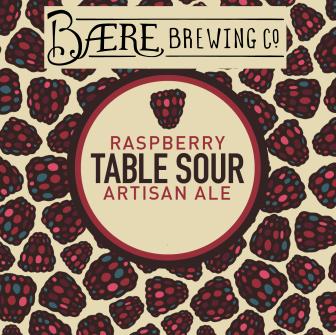 Logo of Baere Raspberry Table Sour