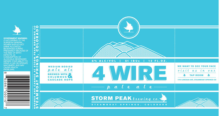 Logo of Storm Peak Four Wire Pale