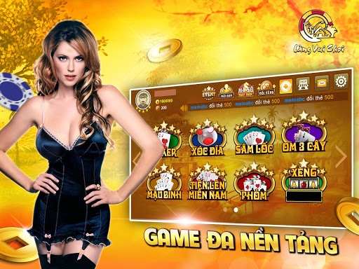 Game Bai Doi The VIP