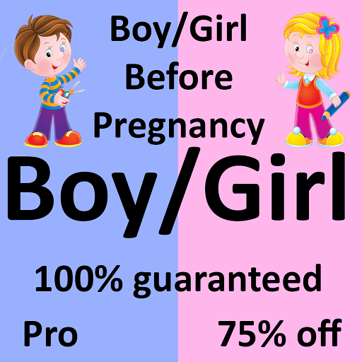Conceive Boy/Girl Before Pregnancy 100% Guaranteed