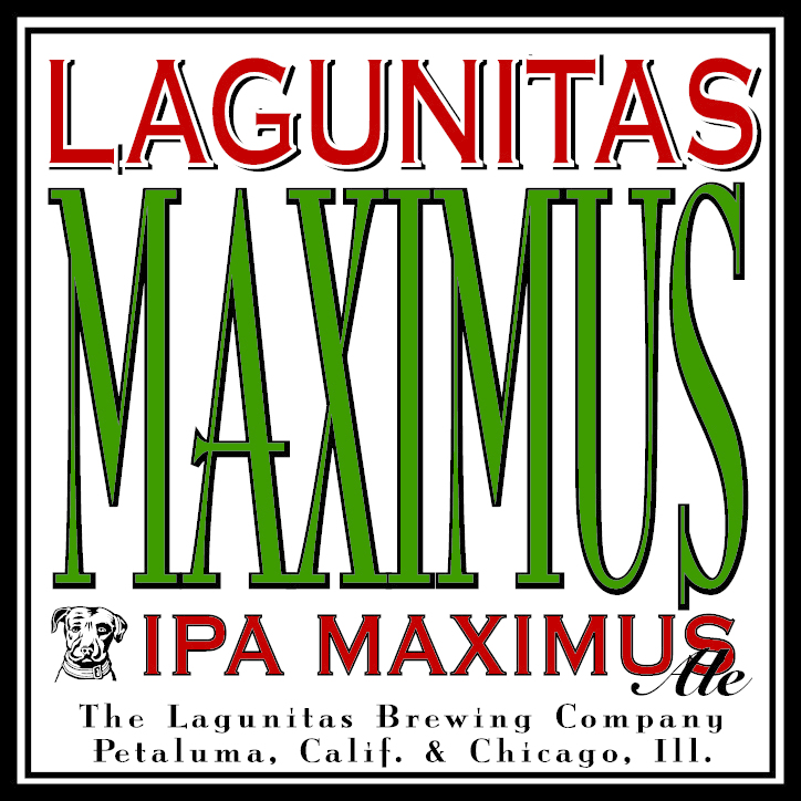 Logo of Lagunitas Maximus