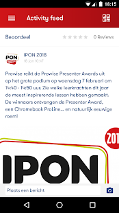 Download IPON 2018 For PC Windows and Mac apk screenshot 2