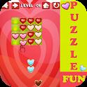 Puzzle Hearts- Brain Puzzles icon
