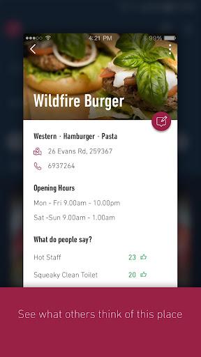 Eat List – smart food reviews  screenshots 4