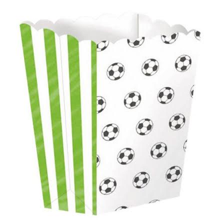 Popcornboxar fotboll - Kicker party