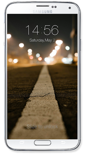 OS8 Lock Screen 4.7 screenshots 5