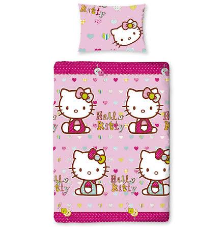 Hello Kitty - Single Bed Set