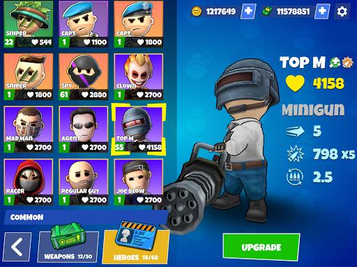 Warriors.io - Battle Royale Action filehippodl screenshot 17