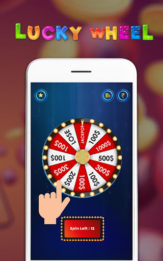Lucky Wheel - Spin and Win apkmr screenshots 3