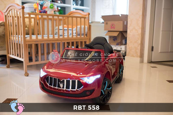 Xe hơi điện trẻ em RBT-558 7