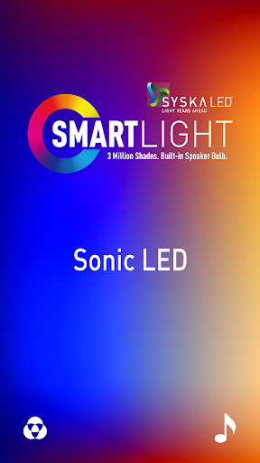 Syska Sonic LED