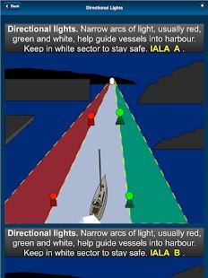 IALA Buoyage & Lights at Sea- screenshot thumbnail
