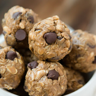 Protein No Bake Chocolate Energy Bites