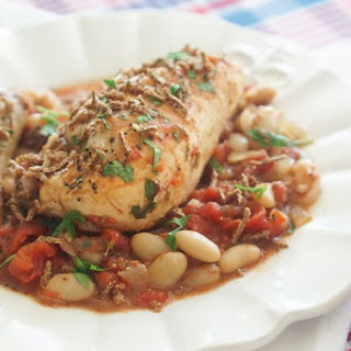 Healthy & Easy French Chicken Cassoulet