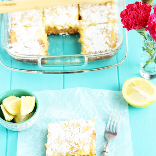 Lemon Gooey Butter Bars