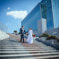 Wedding photographer Evgeniya Romanova (evrophoto). Photo of 12.05.2017