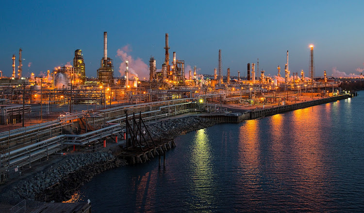 The Carlyle Group's Philadelphia Energy Solutions oil refinery in Philadelphia, US. Picture: REUTERS/DAVID M PARROT