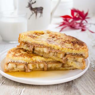 Peanut Butter Banana French Toast Recipes