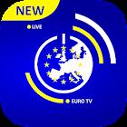 Euro TV Live - Europe Television icon