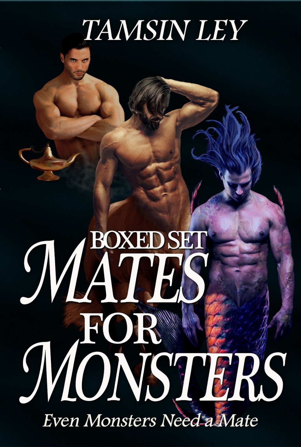Mates for Monsters Box Set