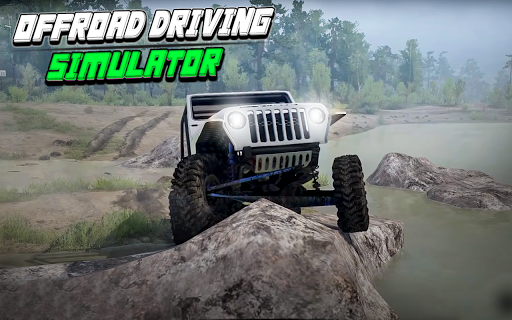 Code Triche Offroad Driving Simulation 4x4 Land Cruiser Xtreme APK MOD screenshots 2
